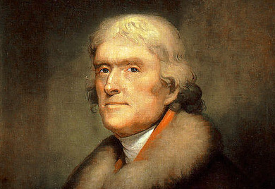 Image of Thomas Jefferson